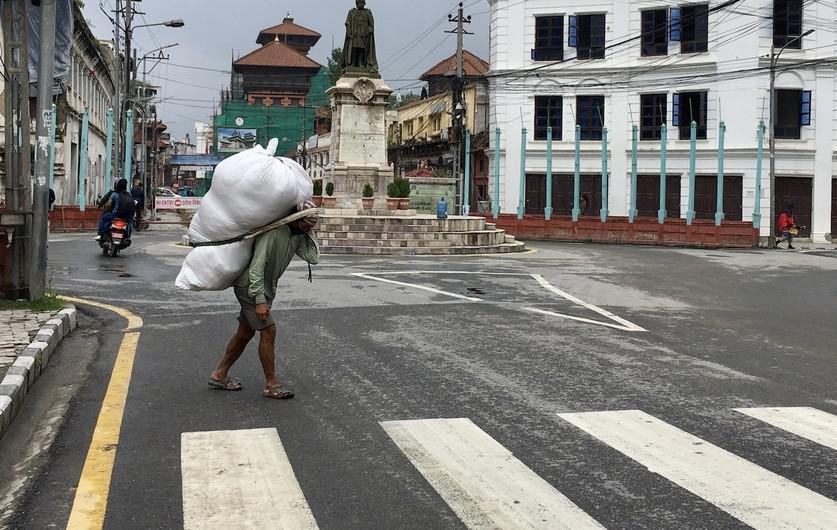 La ONU convoca a evitar el impacto desastroso ciclico de la deuda Foto Vibhu Mishra ONU Nepal