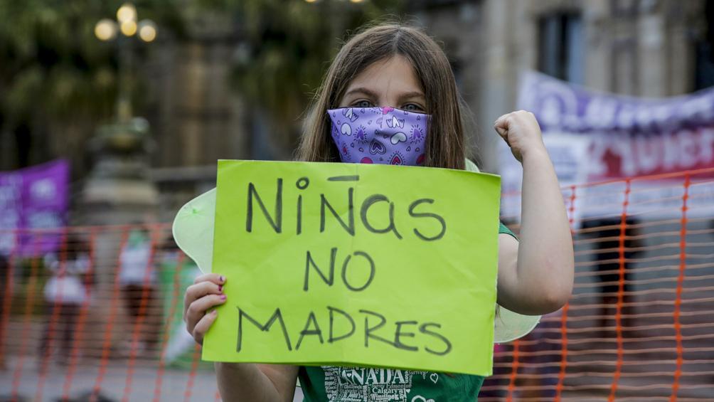 NIÑAS NO MADRES - HORACERO