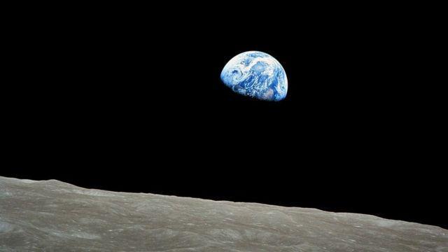 NASA - APOLLO 8 - 24 DIC