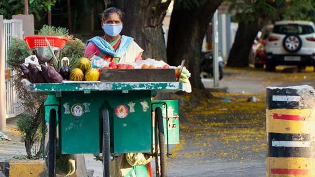 Trabajadores informales foto © Kandukuru Nagarjun OIT