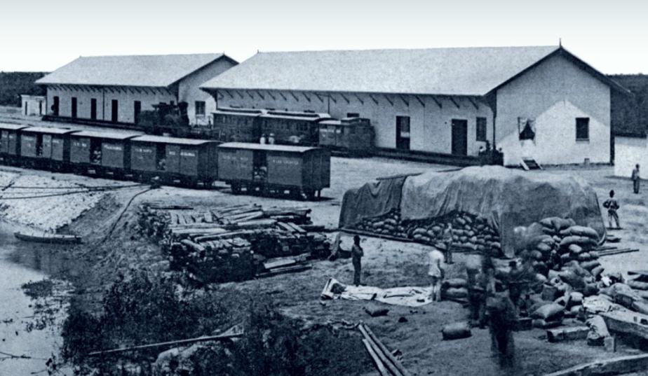 Imagen de archivo - Puerto de Colastiné (1900)